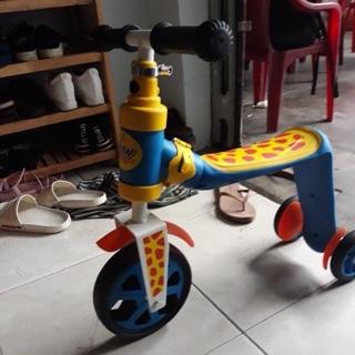 Xe trượt Scoter 2in1