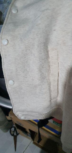 Đánh giá sản phẩm Áo khoác Bomber Jacket màu kem giữ nhiệt sang trọng hàng giới hạn của nguyendinhphi25