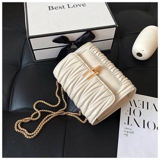 Túi xách nữ đẹp, túi xách khóa chữ y sóng đẹp, thiết kế sang trọng, nhiều màu hàng loại đẹp mã DT186