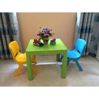 Kid set *1 bàn 2 ghế* Tùy chọn màu