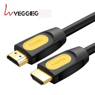 [Mã ELFLASH5 giảm 20K đơn 50K] Cáp HDMI hỗ trợ 4K VEGGIEG chất lượng cao dài 2m