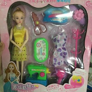 Búp bê đồ chơi cho bé gái