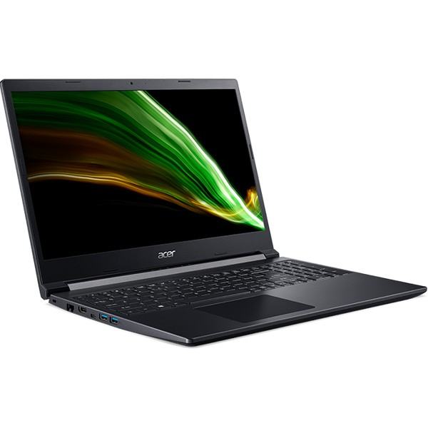 Laptop Acer Aspire 7 A715-42G-R4ST GeForce® GTX 1650 4GB R5-5500U 8GB 256GB 15.6'' FHD W10