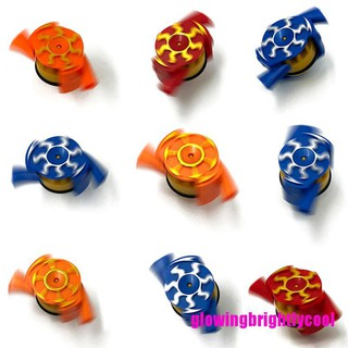 Gbvn 1Pc Blowing Whistle Gyro Rotation Stress Relief Spinning Top Toys Kids Gift Adore