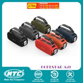 Loa bluetooth cao cấp Hopestar A21 công suất 20W, pin dùng 4H, âm siêu trầm, IPX6 (6 Màu)
