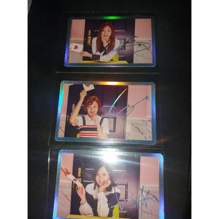 Photocard Twice