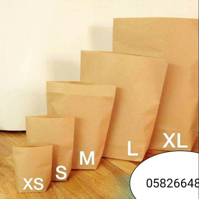 100 túi xi măng các kích cỡ - Túi giấy 100 túi xi măng các kích cỡ