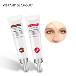 Set 2 kem dưỡng da mắt Vibrant Glamour xóa quầng thâm xóa nhăn choongs bọng mắt hiệu quả (20g+20g thumbnail