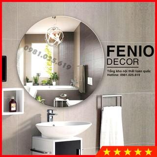 Gương nhà tắm, gương soi phòng tắm cao cấp