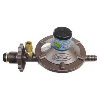 Van điều áp ngắt gas tự động Namilux NA 337S (Nâu)