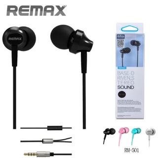 [Mã ELFLASH5 giảm 20K đơn 50K] Tai nghe Remax RM-501 - Hàng chính hãng - Bass cực hay