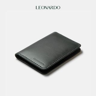 Ví nam đựng Card Feasty da nhập khẩu thương hiệu Leonardo