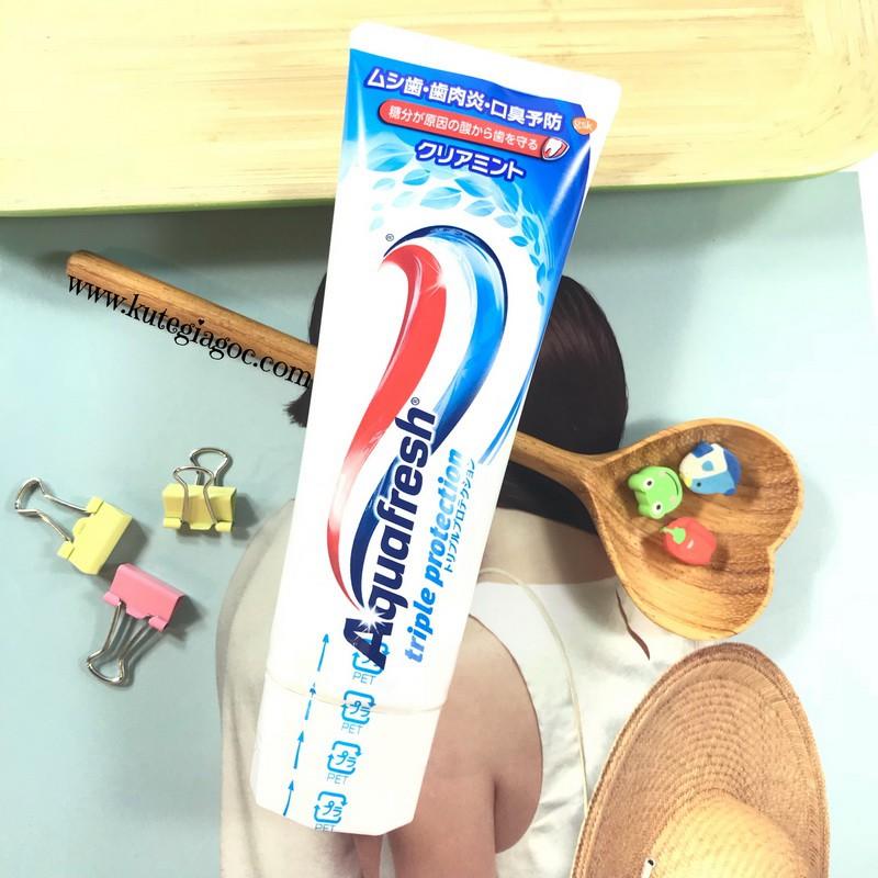Kem Đánh Răng Aquafresh Triple Protection
