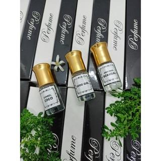 Tình dầu nước hoa 3ml nhiều mùi lưu hương 12-18h thumbnail
