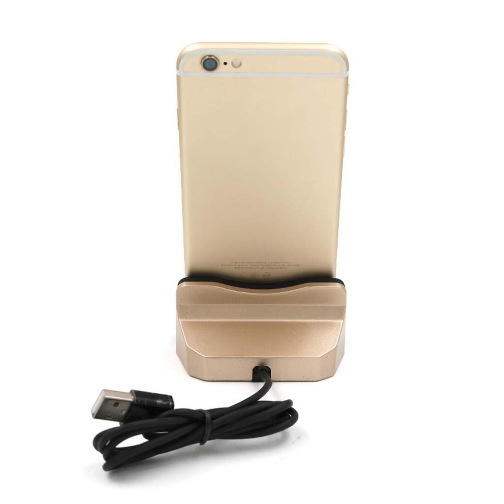Đế sạc điện thoại iPhone 5 6 7 8 Plus X