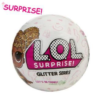 LL Surprises Doll Confetti Pop Limited Edition Glitter Series LOL Doll Big Sisters @VN