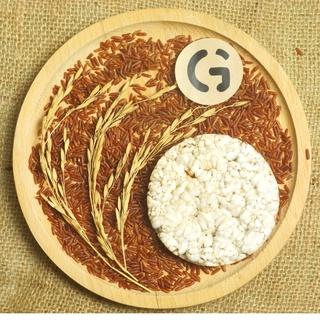 Hình ảnh Bánh gạo lứt ăn kiêng GUfoods (510g = 54 bánh) - Các vị Yến mạch, Huyết rồng, Tím than, Mix 3 vị, Hạt chia và Hạt quinoa-5