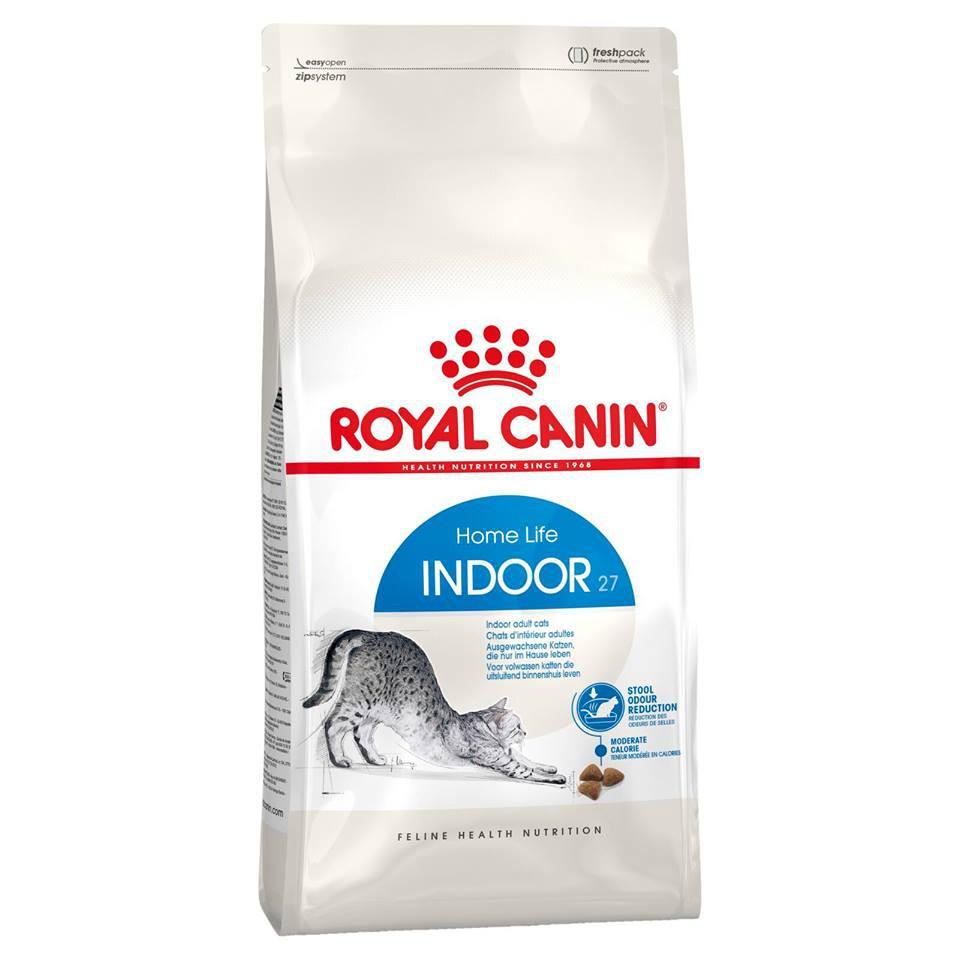 Thức ăn cho mèo (Từ 1 năm đến 10 năm tuổi) ROYAL CANIN INDOOR 10kg