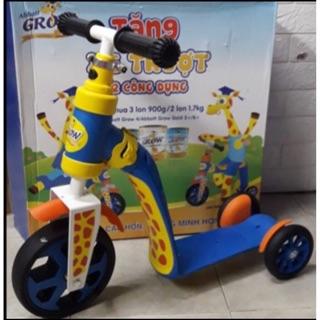 #xe scooter khuyến mãi #grow sữa
