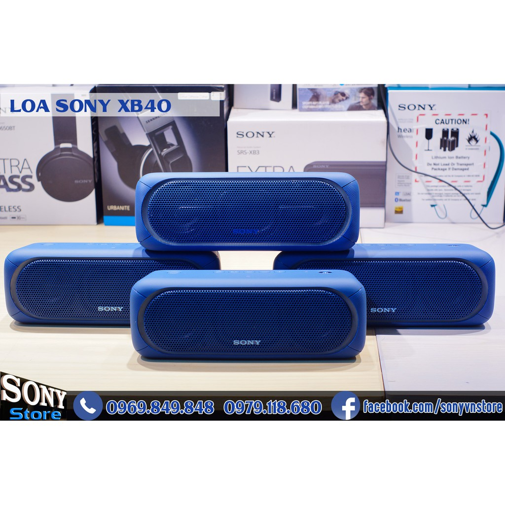 LOA SONY SRS XB40 (LIKE NEW)