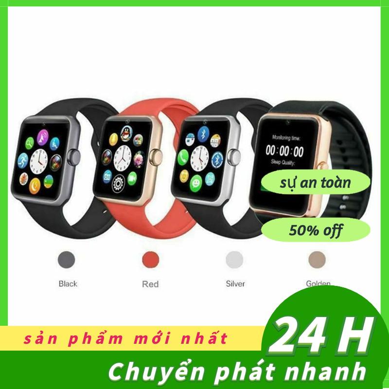 Đồng Hồ Thông Minh Gt08 Kết Nối Bluetooth Hỗ Trợ Thẻ Sim Tf