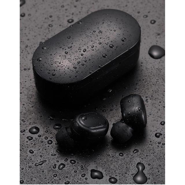 Tai nghe bluetooth xiao mi mini airdots chống nước cao cấp kèm Đốc sạc, tự động kết nối kết nối 5.0