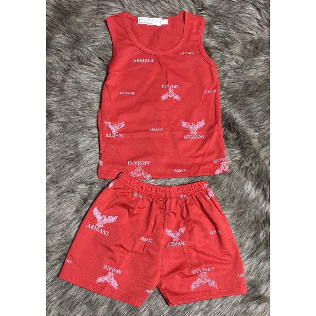 Bộ quần áo hè cho bé trai, bộ đồ cho bé đi chơi, mặc nhà, bộ cotton sát  nách, ba lỗ