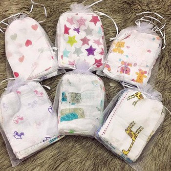 Set 10 khăn sữa aden sợi tre an toàn cho bé/ Set 10 khăn sữa aden sợi tre an toàn cho bé