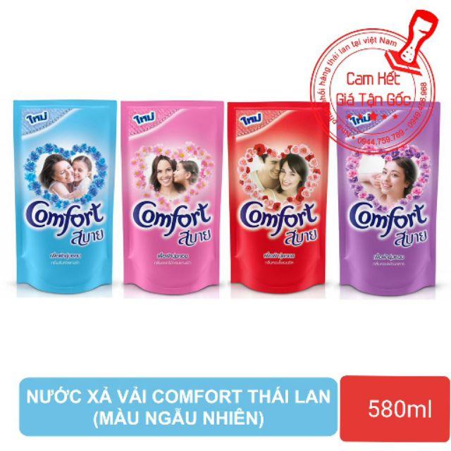 Nước xả vải Comfort Thái Lan 580ml