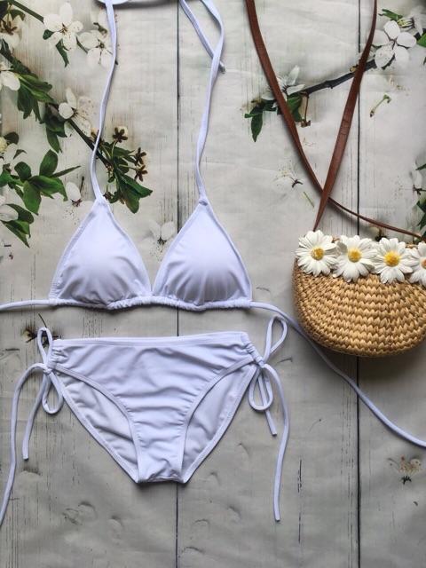 [BÁN CHẠY] Bikini hai mảnh tam giác, basic