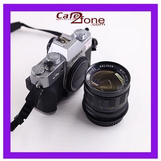 Lens MF Soligor 28mm F 2.8 ngàm Nikon F (Ống kính máy ảnh film) thumbnail