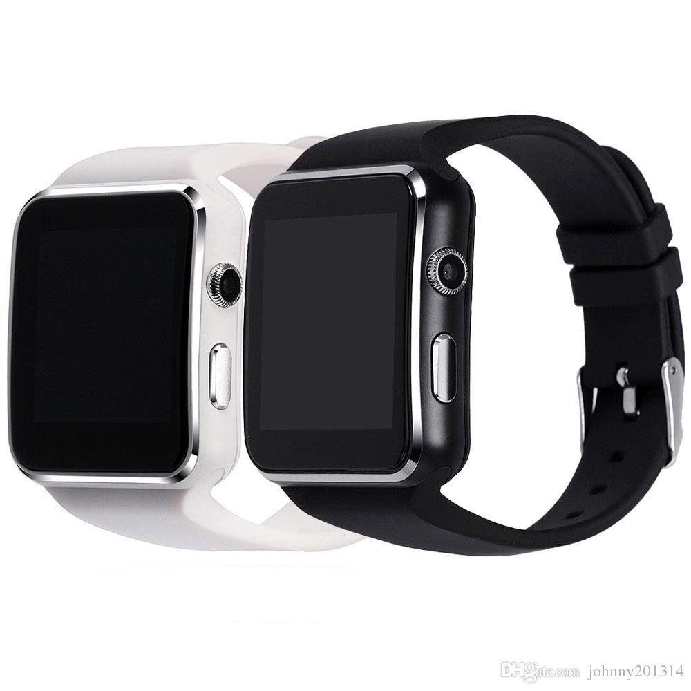 (Giảm kịch sàn) Đồng hồ thông minh Smart Watch X6 Màn Hình Cong Cao cấp