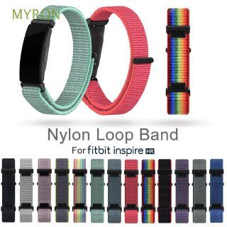 Dây đeo sợi nylon cho đồng hồ thông minh Fitbit Inspire HR