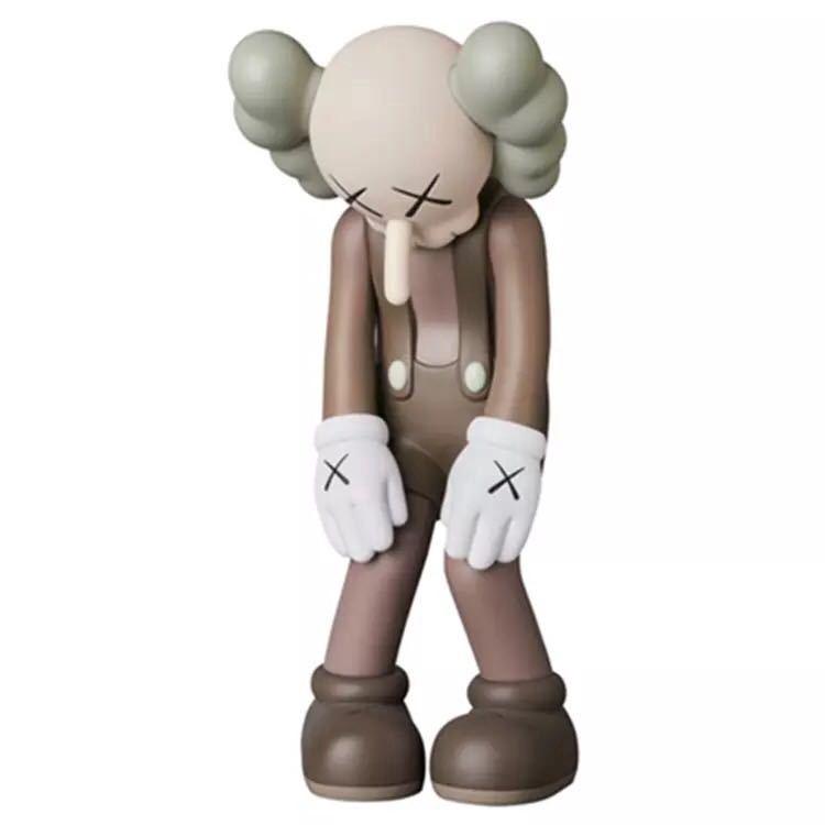 Mô hình nhân vật kaws trong phim hoạt hình kaws smlll