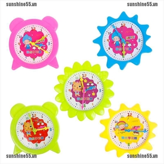 【GOOD】New Student Learning Clock Time Device Children's Educational Toys Baby