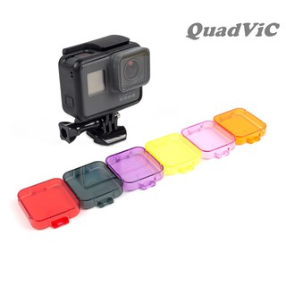 Phụ kiện bộ lọc & vòng bảo vệ ống kính lens gopro hero 7 black 6 5 QUADVIC.COM N00172 thumbnail