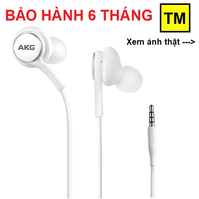 [Mã ELFLASH5 giảm 20K đơn 50K] [Chính hãng] Tai nghe Samsung AKG S10 có cả 2 màu trắng/đen (bảo hành 6 tháng)