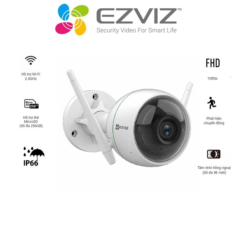 Camera Wifi gắn ngoài trời EZVIZ_CV310WN 1080P/CS-CV310 (C3WN) (1080P) - Hàng chính hãng