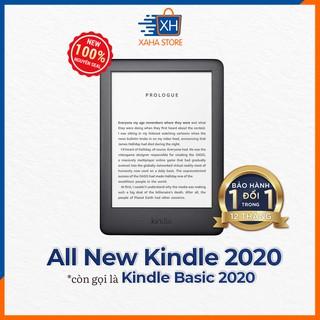 Máy đọc sách All-new Kindle 10th Generation - 2019 (4GB/8GB) NEW 100%
