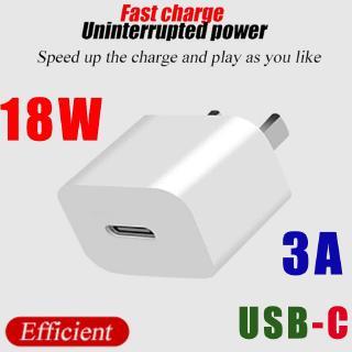 Củ Sạc SUNTAIHO Hỗ Trợ Sạc Nhanh 3A QC 4.0 3.0 USB Type C 18W Cho iPhone 11 Pro
