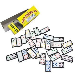 Cờ Domino nhựa