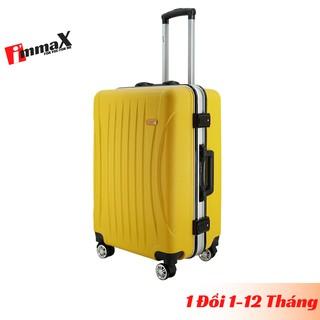 Vali size 24inch ký gửi hành lý immax A15 khung nhôm nắp gập bảo hành 2 năm, 1 đổi 1 trong 12 tháng thumbnail