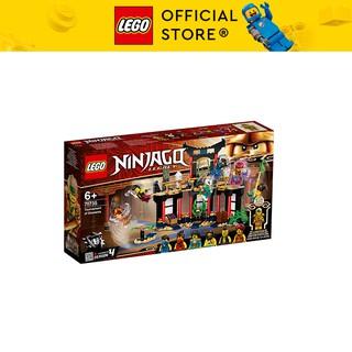 LEGO NINJAGO 71735 Giải Đấu Của Những Bậc Thầy ( 283 Chi tiết)