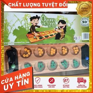 Ô ăn quan -Đồ chơi gỗ- Đồ chơi trẻ em
