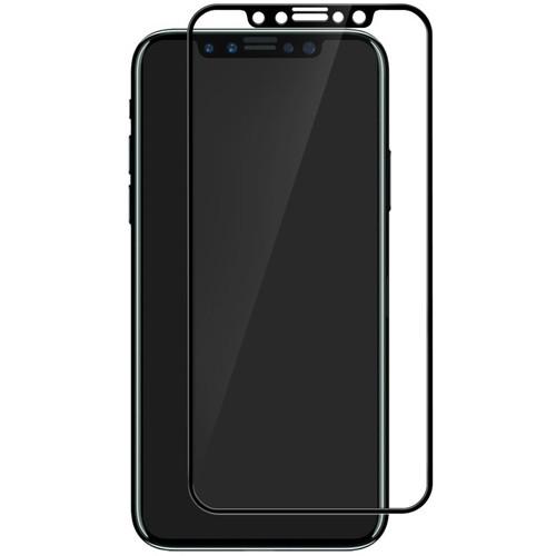 Kính cường lực Full màn hình BASEUS 3D Arc cho iPhone X - ĐEN - 2759210 , 724662107 , 322_724662107 , 150000 , Kinh-cuong-luc-Full-man-hinh-BASEUS-3D-Arc-cho-iPhone-X-DEN-322_724662107 , shopee.vn , Kính cường lực Full màn hình BASEUS 3D Arc cho iPhone X - ĐEN