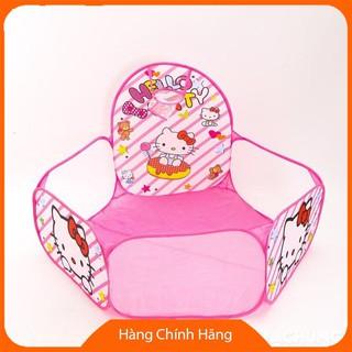Lều bóng rổ Hello Kitty_Hàng tốt