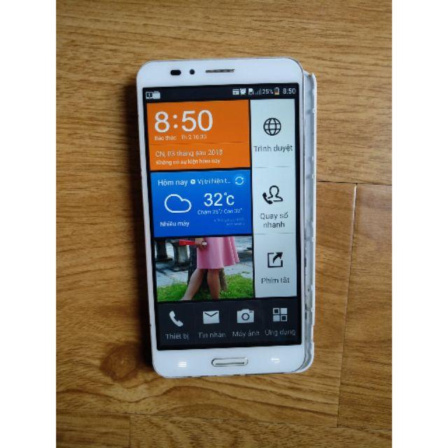Điện thoại Sky A900s ram 2g màn hình 5.6 inchp