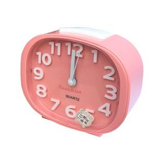 Đồng hồ báo thức để bàn cao cấp Standard Clock Hồng,Xanh,Đỏ,Cafe sữa