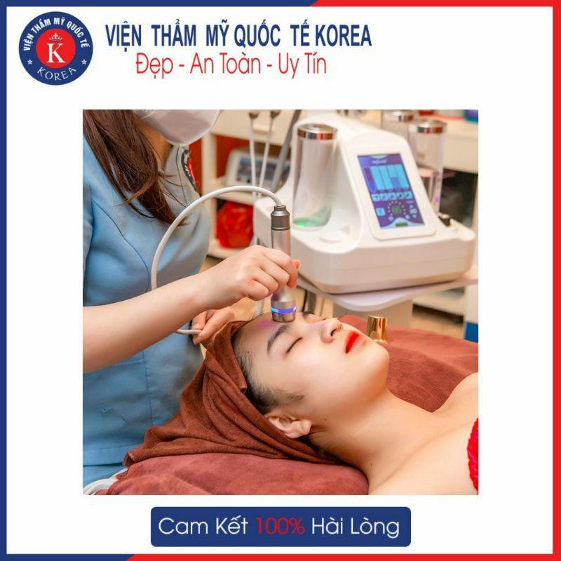 HN[VOUCHER]-Chăm Sóc Da Mặt 4 Dịch Vụ Chuyên Sâu Tại Viện Thẩm Mỹ Quốc Tế Korea