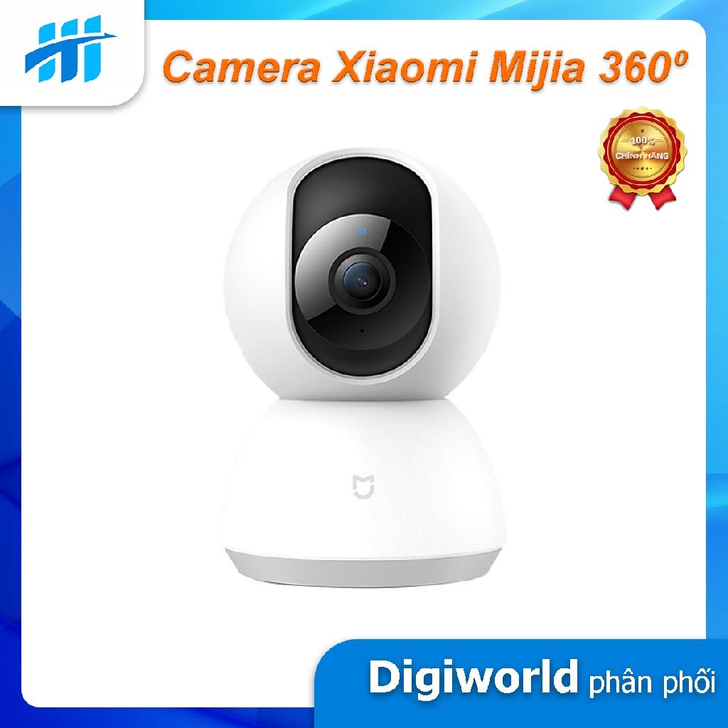 Camera Xiaomi Mi Home Security 360° 1080p - Hàng chính hãng Digiworld phân phối
